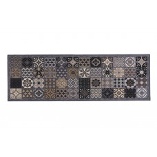 kuhinjski tepih patchwork tiles grey