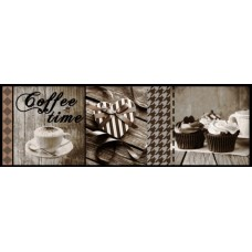 tepih cook & wash coffe time taupe