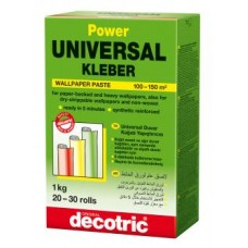 power universal lepak za tapete 100g